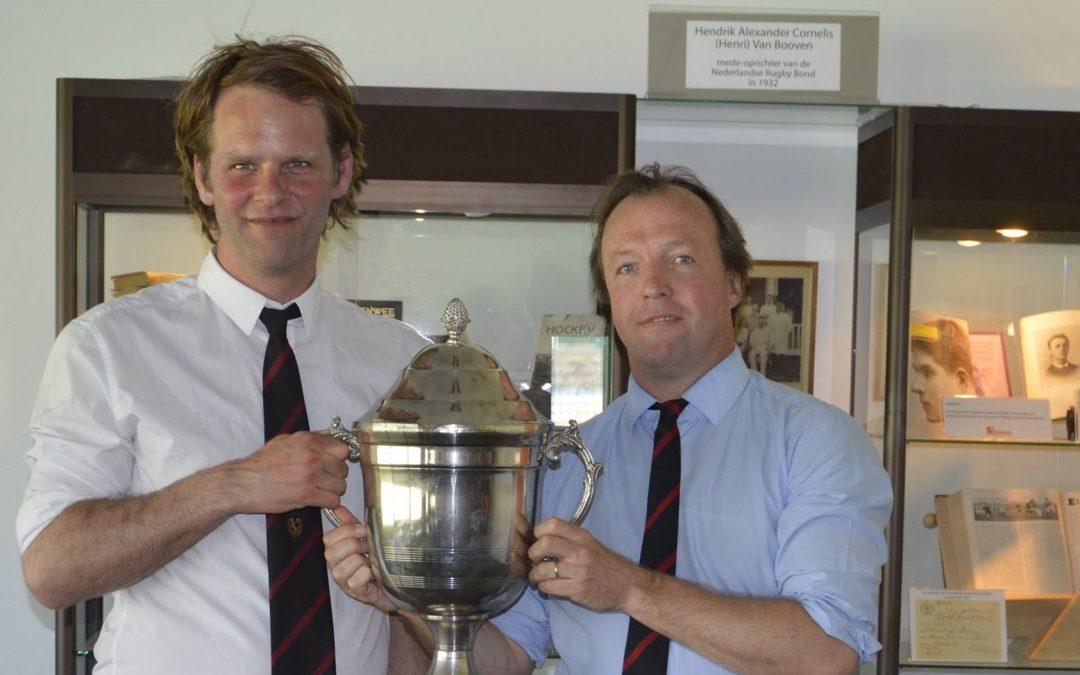 Bondscoaches Michiel Snijders en Barro Kessler naar ambitieuze Rotterdamse Studenten Rugby Club